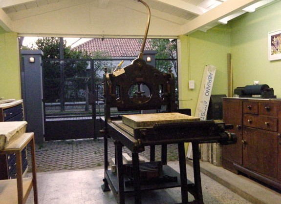 Magma Studio Litográfico