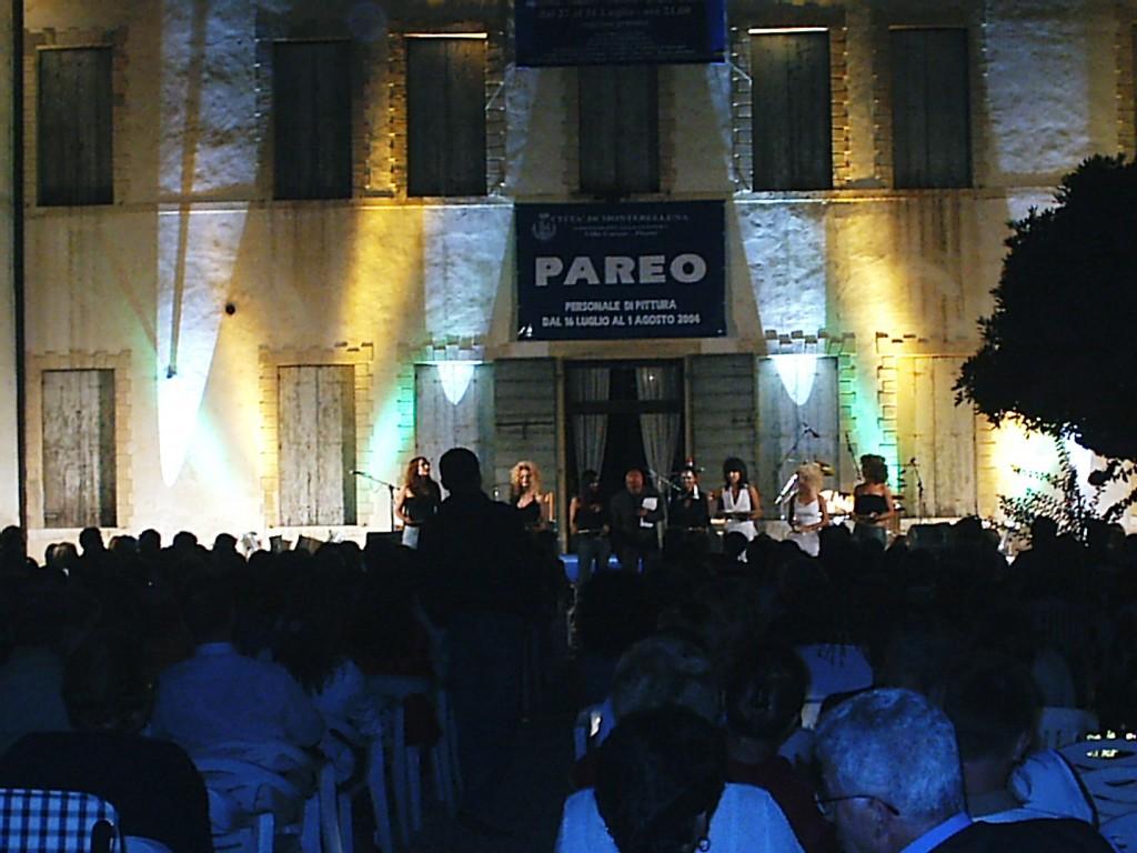 Vernissage Villa Pisani
