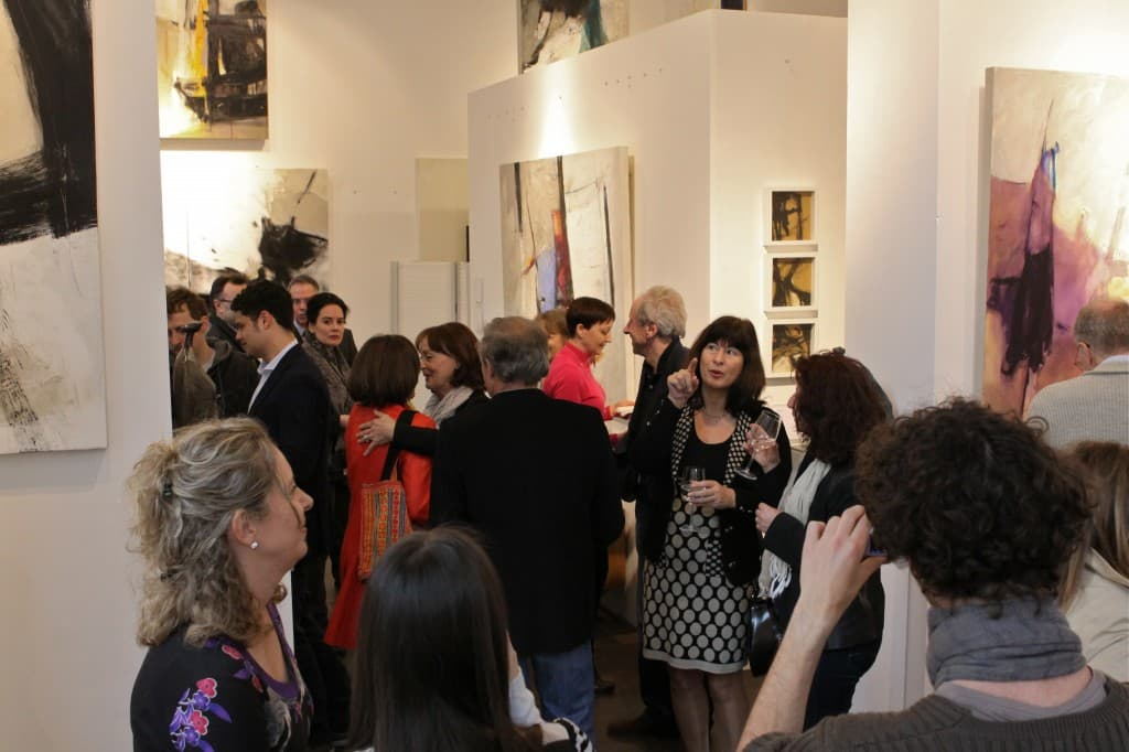 Vernissage galleria Lindengruen – Vienna 2012_04