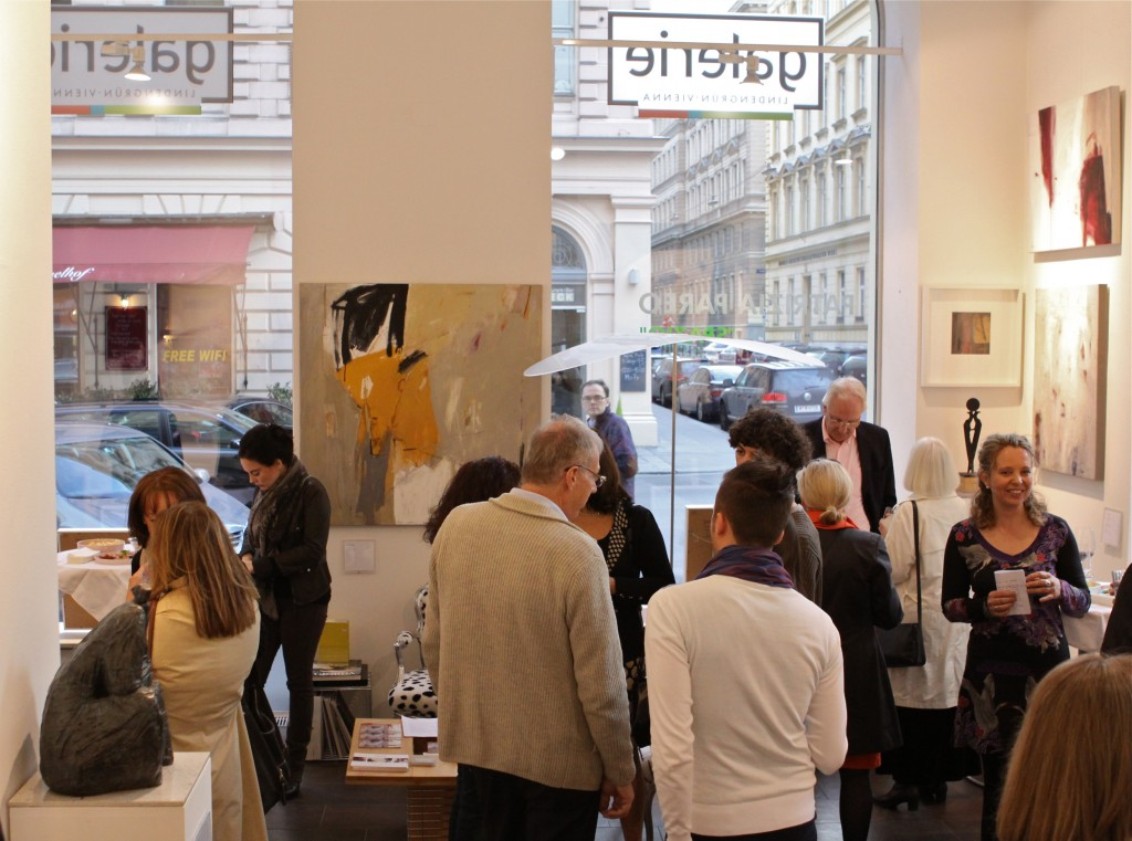 Vernissage galleria Lindengruen – Vienna 2012_06