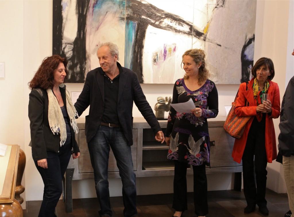 Vernissage galleria Lindengruen – Vienna 2012_07