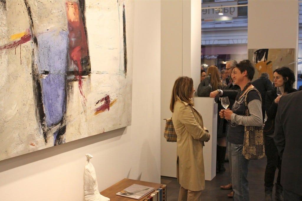 Vernissage galleria Lindengruen – Vienna 2012_08