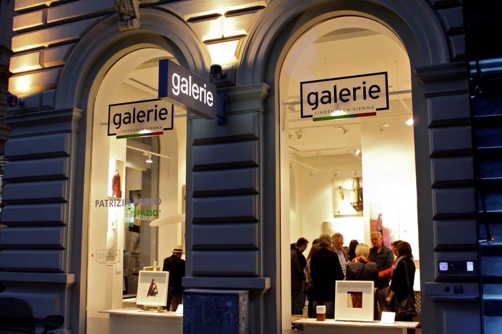 Vernissage galleria Lindengruen – Vienna 2012_11