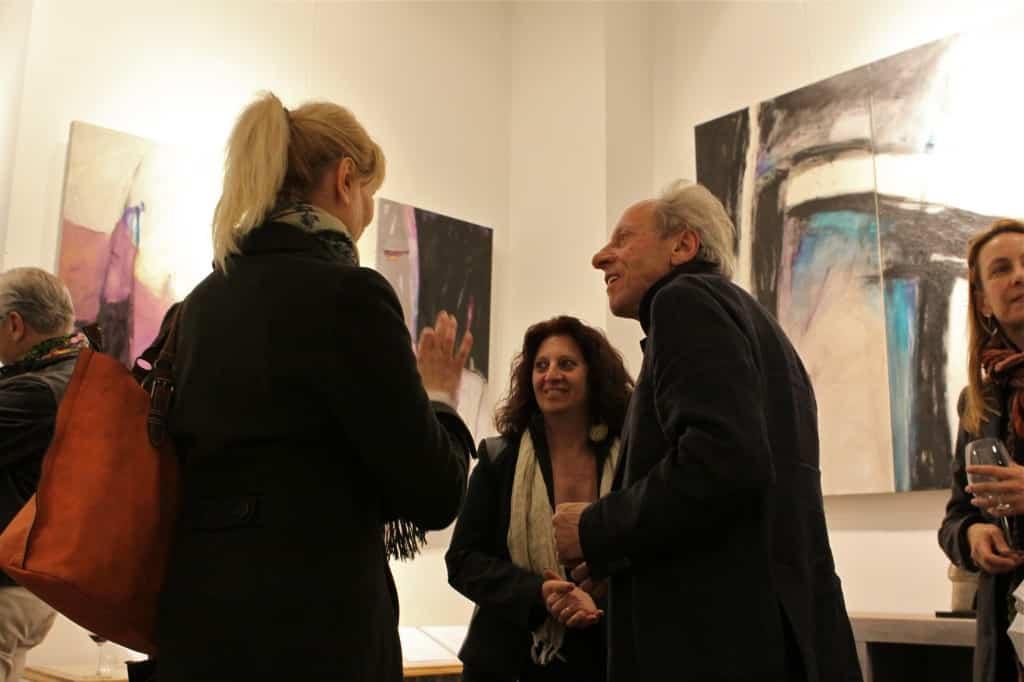 Vernissage galleria Lindengruen – Vienna 2012_13