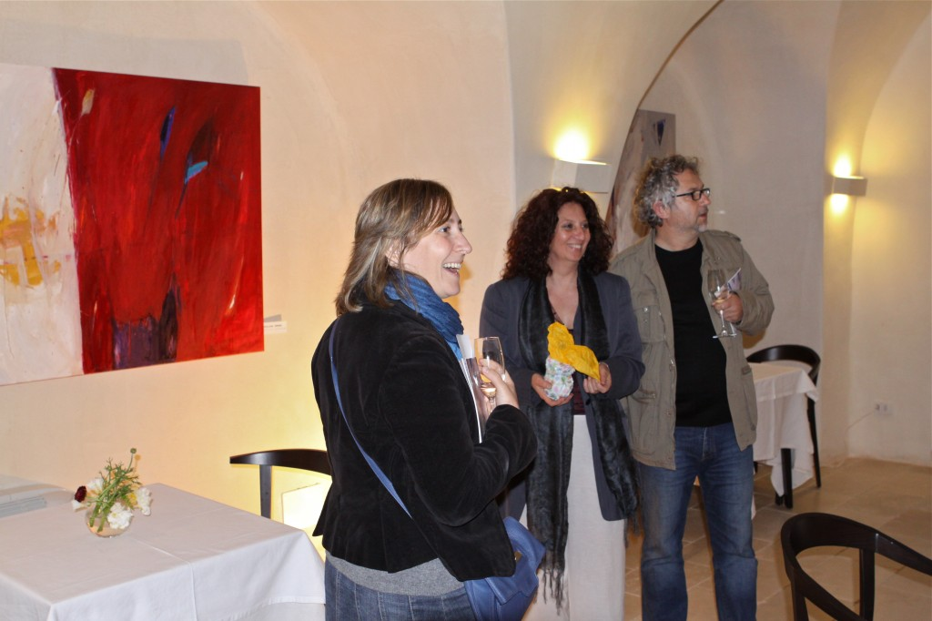 Vernissage Relais Masseria Villa Cenci